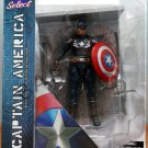 CAPTAIN AMERICA Action Figure Marvel Select Disney Special Collector edit