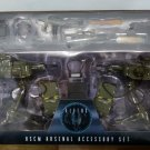 Alien USCM Arsenal Accessory Set for action figure NECA (Free Shipping)