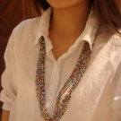 National Tibet all-match beads necklace F-155 N016