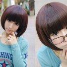 Free Shipping high quality Guarantee100% Hot-sales brand new  wig W019 Qi Liu bobo