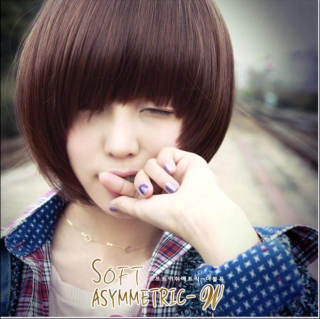 Free Shipping high quality Guarantee100% Hot-sales brand new  wig W030 Qi bangs short hair bobo