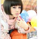 Free Shipping high quality Guarantee100% Hot-sales brand new  wig W050 Short hair female BOBO