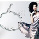 Free Shipping high quality 925Sterling Silver Guarantee100% New fashion bracelet B002