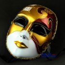 Free Shipping High Quality Guarantee100% A++++++Full Face Mask Painted Male Models020