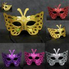 Free Shipping High Quality Guarantee100% A++++++Christmas Princess Dancing Butterfly Mask021