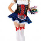 Sexy Maid Cosplay Body Suits For Women Club Wear  Brand Fashion Exotic Costumes Party Play DS
