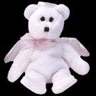 Ty Jingle Beanie Baby Halo the Christmas Bear Retired