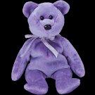 Clubby II 2 the Bear Ty Beanie Baby Retired