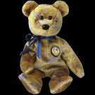 Clubby III 3 the Bear Ty Beanie Baby Retired