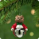 Hallmark 2001 Mouse Christmas Bells Series Miniature Ornament