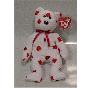 Chinook the Canada Bear Ty Beanie Baby Retired