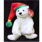 Snowdrift the Polar Bear Ty Beanie Baby Retired Christmas