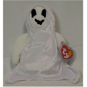 Sheets the Halloween Ghost Ty Beanie Baby Retired