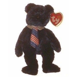 Pops the Father's Day Bear Ty Beanie Baby Retired