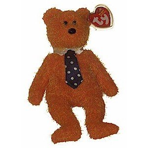 Pappa the Father's Day Bear Ty Beanie Baby Retired
