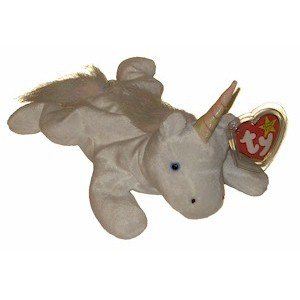 Mystic the Unicorn Ty Beanie Baby Retired