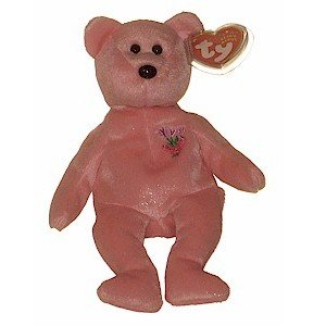 Mum the Mother's Day Bear Ty Beanie Baby Retired