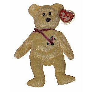 Mother the Mother's Day Bear Ty Beanie Baby Retired