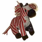 Lefty 2000 the Donkey Ty Beanie Baby Retired Democrat