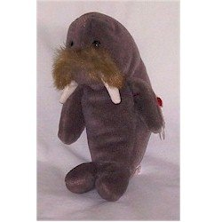 Jolly the Walrus Ty Beanie Baby Retired