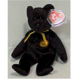 Haunt the Halloween Bear Ty Beanie Baby Retired