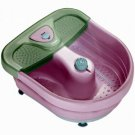 Conair-Foot Bath w/Heat, Bubbles & 3 Attachments