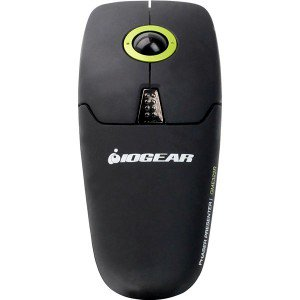 IOGear-Phaser 3-In-1 Presentation Mouse / Laser Pointer