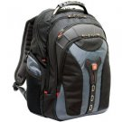 SwissGear-17 Gray Notebook Backpack