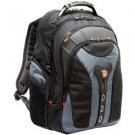SwissGear-17 Gray Notebook Backpack