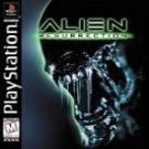 Alien Resurrection-PS1