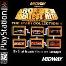 Arcades Greatest Hits/The Atari Collection 1 -PS1