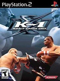 K-1 World Grand Prix-PS2