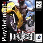 Road Rash-PS1