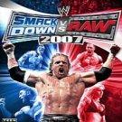 WWE SmackDown VS Raw 2007-PS2