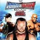 WWE SmackDown vs. RAW 2008-PS2