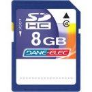 Dane Elec-8GB SDHC Memory Card
