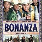 Bonanza: The Official Third Season, Volume 1