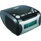 Naxa-Digital Alarm Clock with Digital Tuning AM/FM Radio & CD Player