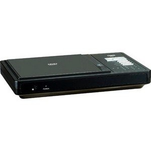 Naxa-Slim Portable DVD Player with AC/DC Function