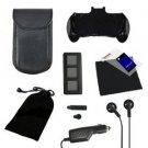 Gamefitz-10 in 1 Accessory Kit for PSP Go