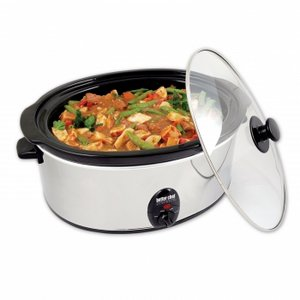 Better Chef-Slow Cooker w/ Removable Stoneware