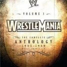 Wrestlemania Volume 1: 1-5