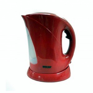 Better Chef- 1.7L Red Cordless Kettle