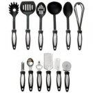 Maxam-12pc Kitchen Tool Set