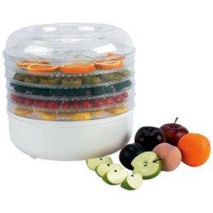 Precise Heat- 5-Layer Electric Food Dehydrator