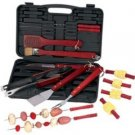 Chefmaster-19pc Barbeque Tool Set