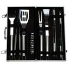Chefmaster-22pc Stainless Steel Barbeque Tool Set