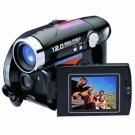Mitsuba-12MP 8x Digital Zoom Camera/Camcorder (Black)