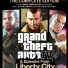 Grand Theft Auto IV & Episodes from Liberty City: The Complete Edition-Xbox 360