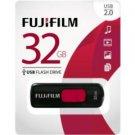 Fujifilm-32GB USB 2.0 Capless Slider